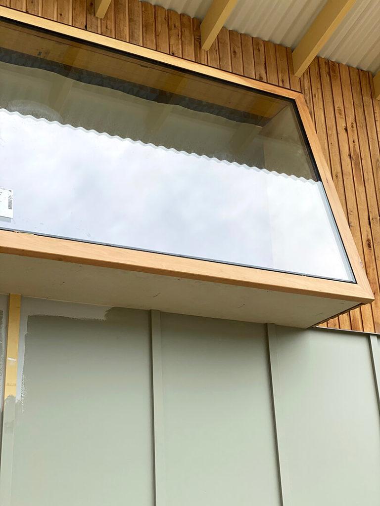 glazed windows lou projects green builders