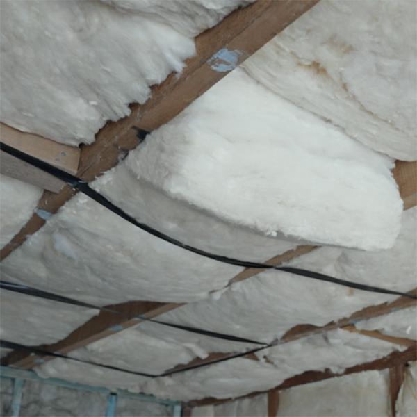 Hempcrete sustainable building material in construction