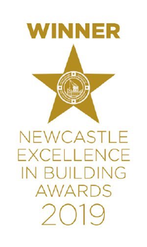 lou projects winner newcaste exelence in building award 2019 sustainable builder central coast australia